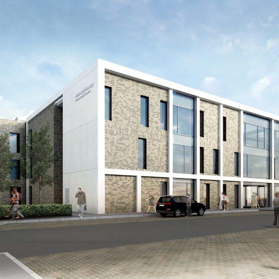 North West Edinburgh building