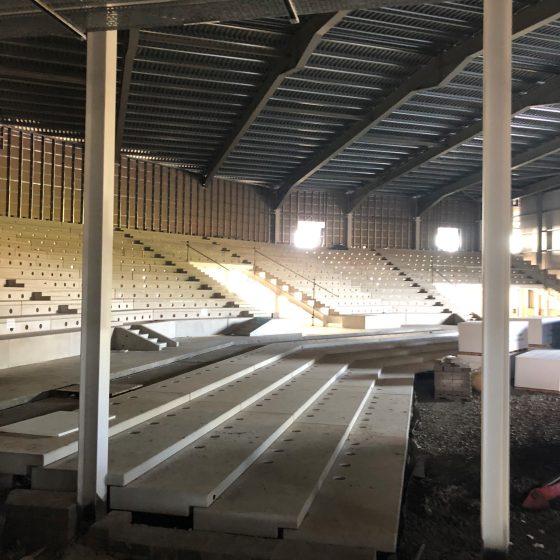 sport hall development
